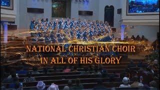 NATIONAL CHRISTIAN CHOIR  -  PSALM 3,  THOU O LORD MY SHIELD