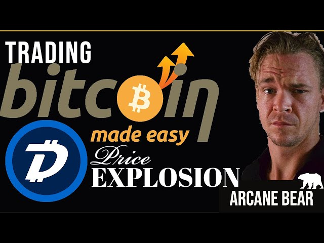 BITCOIN Price Analysis- DIGIBYTE Explodes as its Listed on Binance!