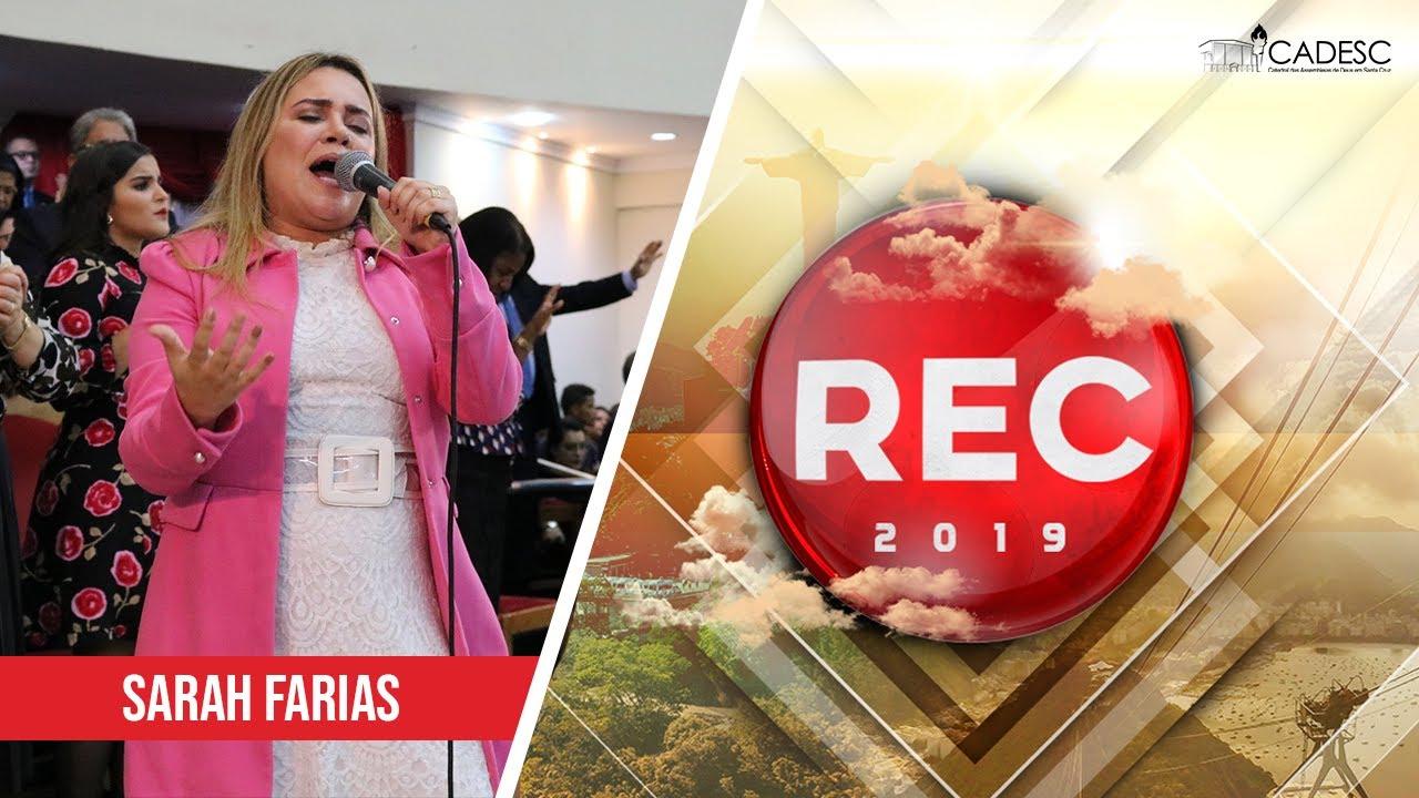 REC 2019 - Sarah Farias | Só Quem Tem Raiz