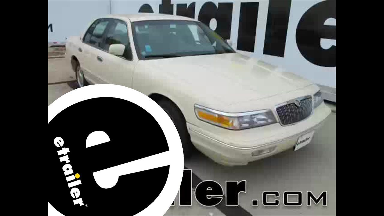 medium resolution of trailer wiring harness installation 1996 mercury grand marquis ford crown vic engine wire harness
