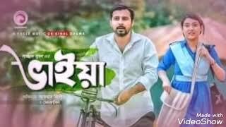 Bhaiya  Eid Natok song 2019  Afran Nisho  Mehazabien  Bangla New Natok song