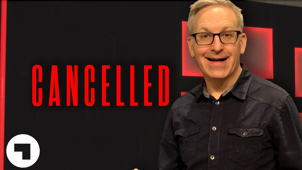 Download Jesus and Cancel Culture   Jeff Brodie   CANCELLED (Pt. 1)
