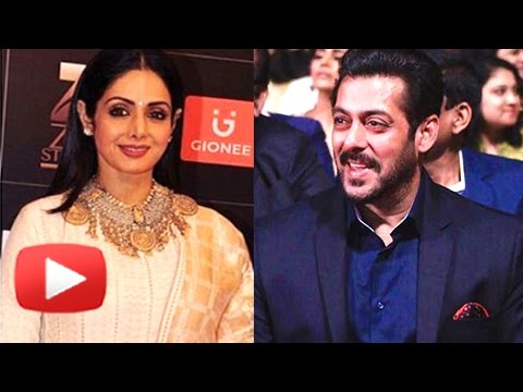 Thumbnail: Salman Khan Smashing Speech On Sridevi | Mom First Look