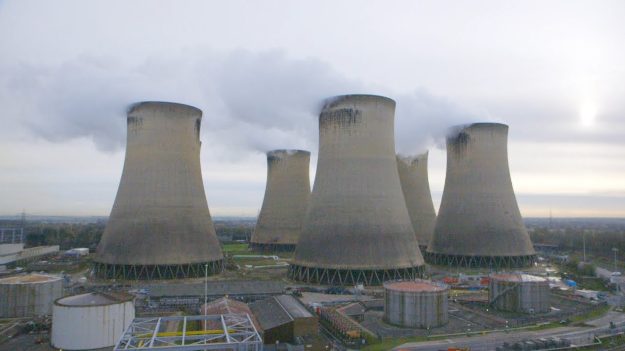 Shipping the Wood Pellets to Fuel the UK's Largest Power Plant