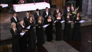 OS JUSTI - Anton Bruckner, THE CONVIVIUM SINGERS