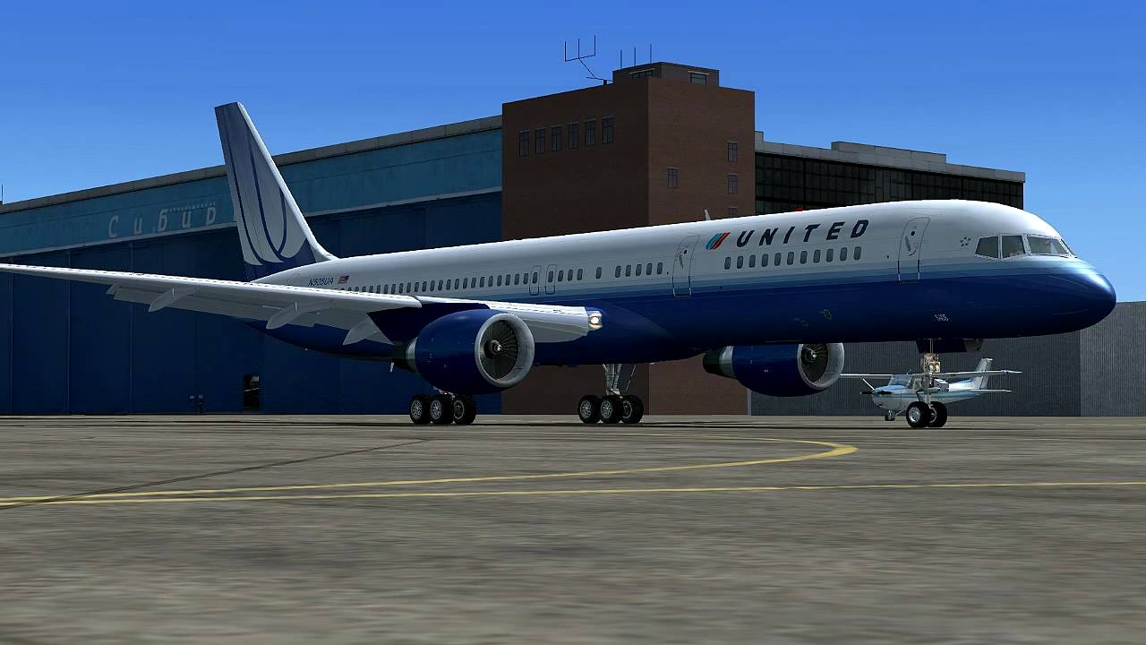 Boeing 757 PW2000 Sound Pack for FSX/P3D