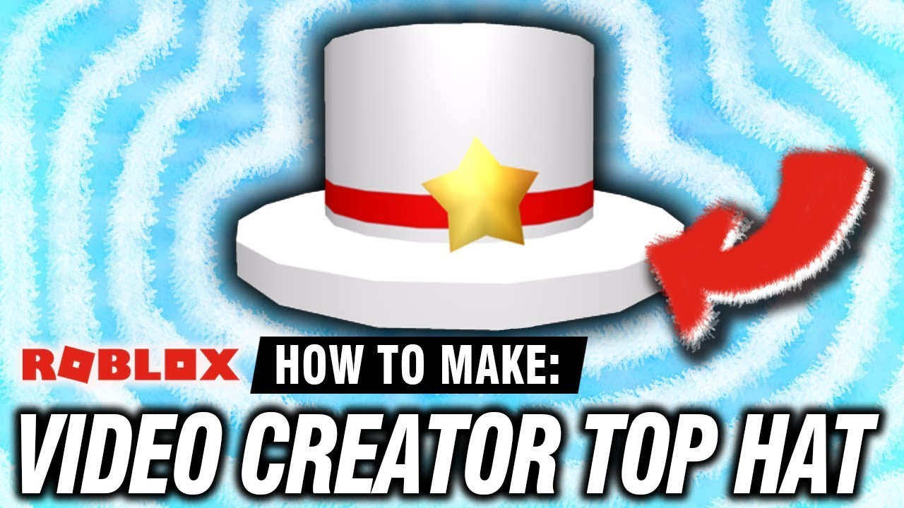 Roblox Top Hat Template