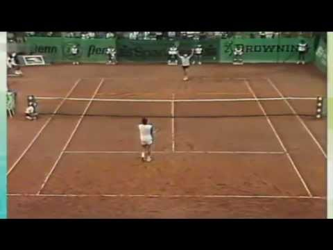 Boris Becker - Start seiner Tenniskarriere 1984