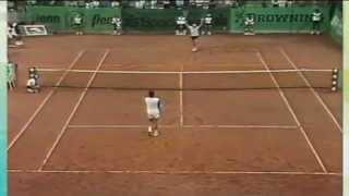 Boris Becker - Start seiner Tenniskarriere 1984