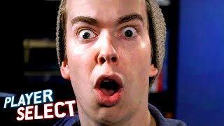 Scare the Heck Out of Parker Week! | Player Select | Disney XD