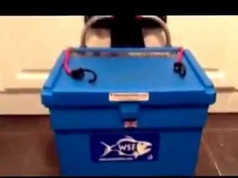 Sea Fishing Modified Shakespeare Beta  Tackle Box