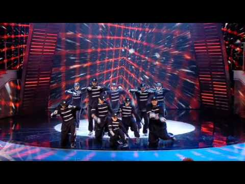 Britain's Got Talent - Diversity - Grand Final Winner 2009 (HQ Option)