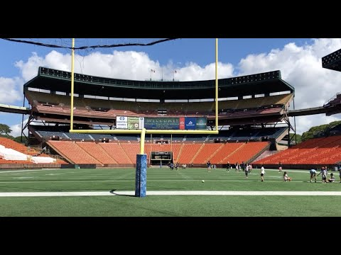 This is the new spot for the redevelopment of Aloha Stadium