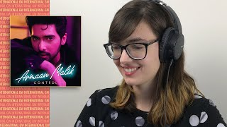 ALEXA REACTS to CONTROL Music Video | Armaan Malik