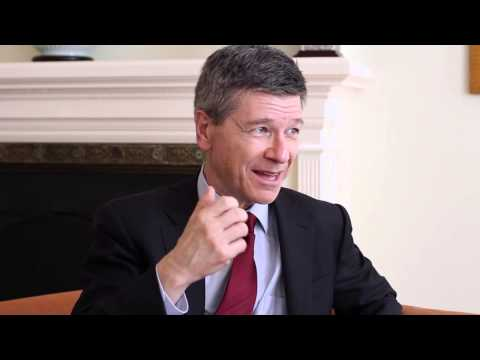 Jeffrey Sachs, Director of Earth Institute, discusses the 2012 Global Citizen Festival
