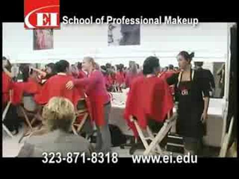 makeup artist school in los angeles california