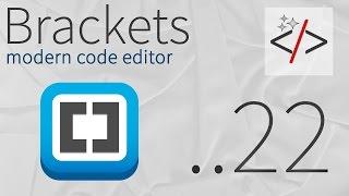Brackets урок 22. Emmet - быстрый набор HTML и CSS