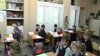 Мозебах Н.В. Фрагмент видеоурока по математике. 1