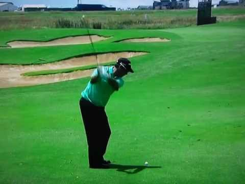 Anybody Else Like this Guy's Golf Swing?