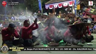 Sakral Suguh Sesaji Poro Bopo Wijoyo Putro Original Live Bulakmiri 2018