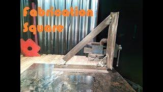 DIY Fabrication / Welding Square