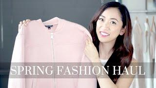 Spring Fashion Haul ft. ASOS, Topshop, Aritzia, spring fashion haul, asos, topshop, artizia, j.crew