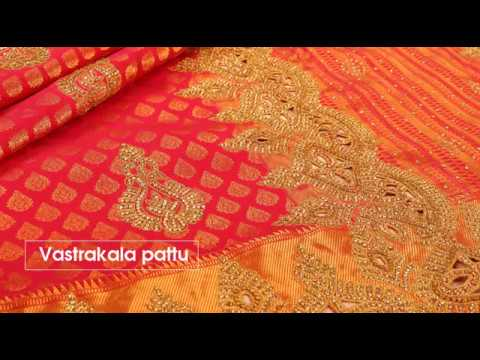 Latest wedding collections from Pothys