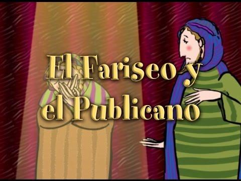 Parábola de El Fariseo y el Publicano - Valivan
