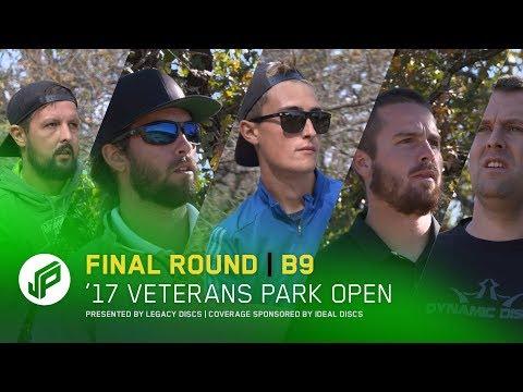 2017 Veterans Park Open | Final Round, Part 2 | McMahon, Seaborn, Hatfield, Knight, Hannum