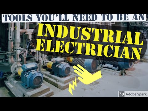 Electricians Apprentice Tools (Industrial Maintenance)