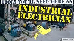 Electricians Apprentice Tools (Industrial Maintenance)
