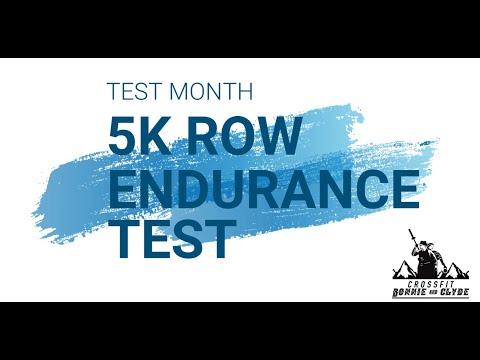 Test Month 5k