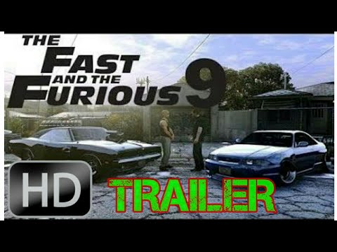 fast and furious 9 official trailer 2018 hd fan made. Black Bedroom Furniture Sets. Home Design Ideas