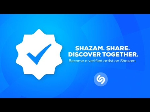 How to Get Verified on Shazam in 3 Mins
