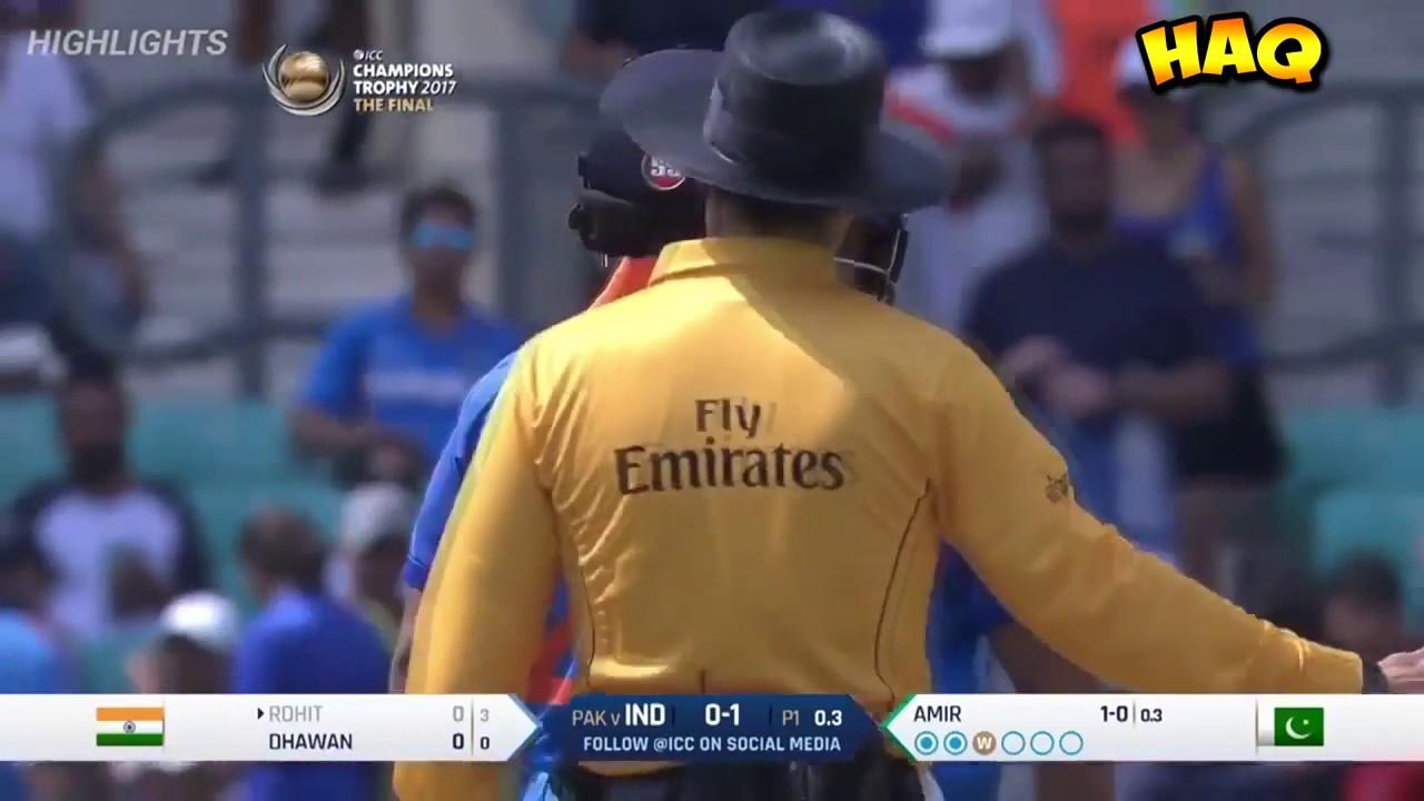 Download Muhammad Amir Wicket Vs India
