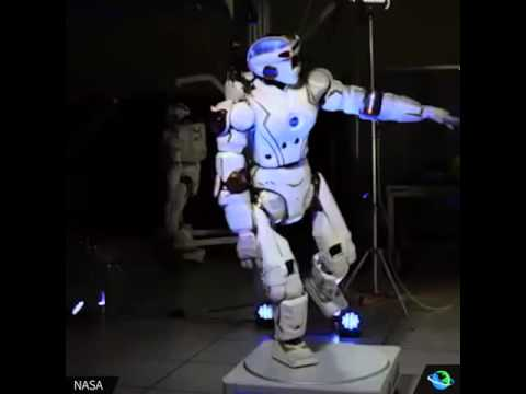 NASA Develops Humanoid Robots for Space Missions