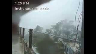 Tormenta Inchehuex, Jacaltenango