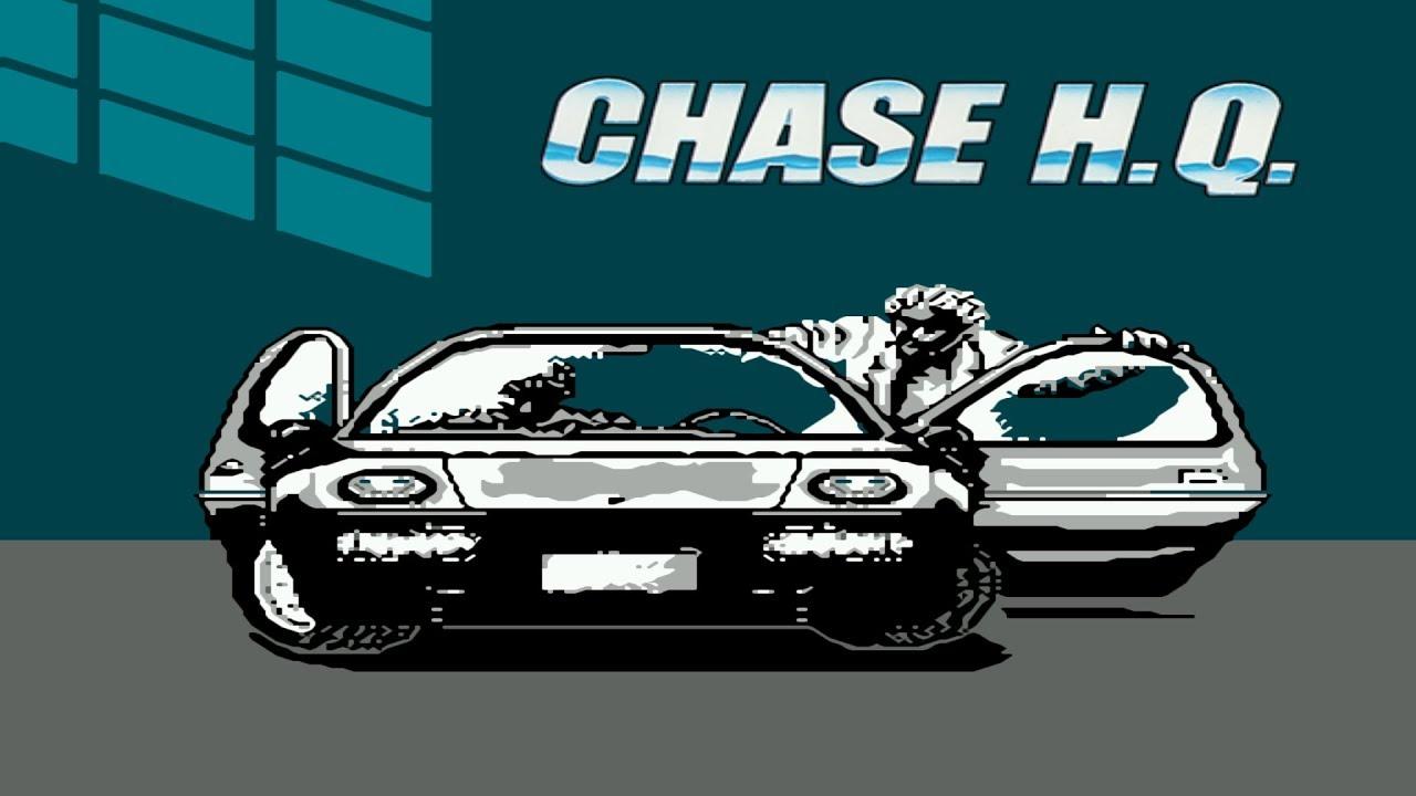 Chase H.Q. прохождение   Игра на (Dendy, Nes, Famicom 8 bit) 1989 Стрим RUS