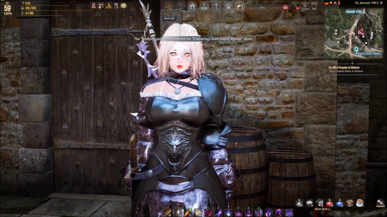 Jarrete's Armor Guide (+1Atk/Cast Speed on Outfit) | BDO | Craftable  Outfits | Black Desert Online