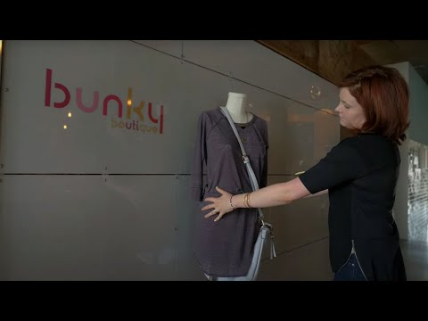 Phoenix shopping with Bunky Boutique's Rachel Malloy