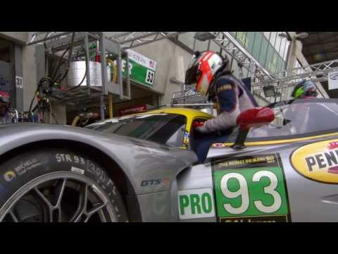 Street and Racing Technology: proven at Le Mans.