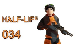 Vechs Plays the Half Life Series 034 Alien Factory