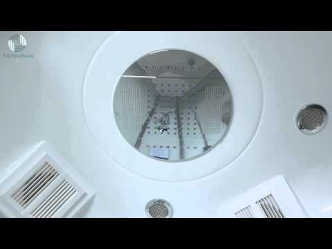 Душевая кабина Frank F-656 видео 4к