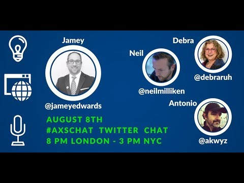 AXSchat with Jamey Edwards. CEO of Cloudbreak Health