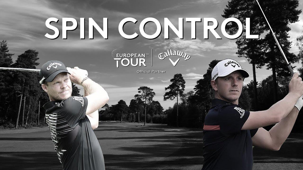 Spin Control | Callaway Tour Tips