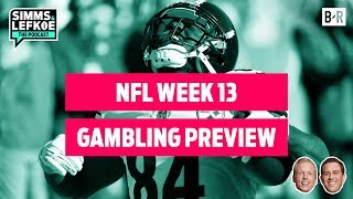 Can Vikings D Stop Tom Brady and the Patriots? | NFL Week 13 Gambling Preview