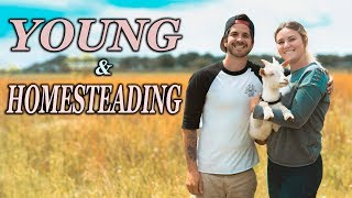 How to Start Homesteading, Even if You're Young!