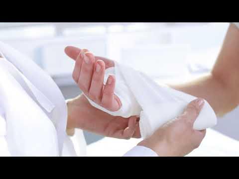 Как обработать гнойную рану в домашних условиях видео