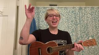 Hey Riff: Singing in the Shower
