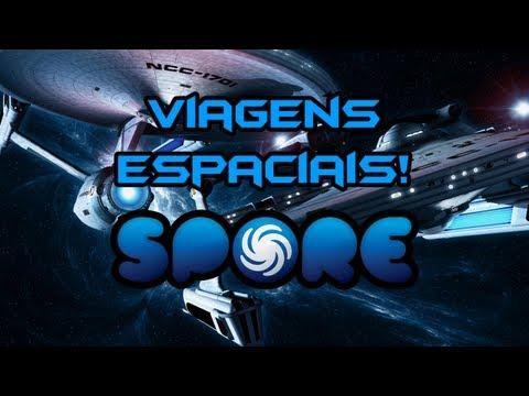 SPORE - Etapa Espacial #1 - Nova Nave!